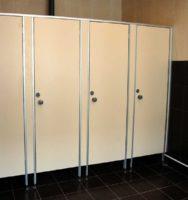 Туалетные перегородки ЭКОНОМ ( 16мм ) (thumb56081)