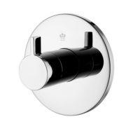 ZAMEK запорный/переключающий вентиль (3 потребителя), форма R  VR-151031  IMPRESE (thumb56561)