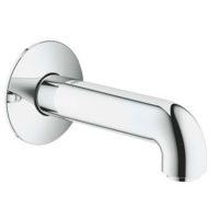 BauClassic Neutral Излив для ванны со стены, настенный монтаж, хром GROHE 13258000 (thumb57929)