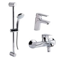 Набор смесителей для ванны QT Set CRM 35-311 21802Q-TAP (thumb64649)