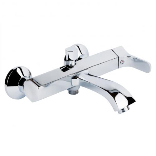 Смеситель для ванны Q-tap Ginezo CRM-006