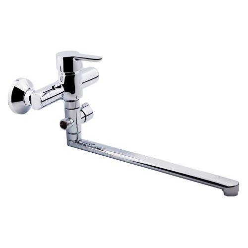 Смеситель латунный настенный для ванны Touch-Z Premium-005