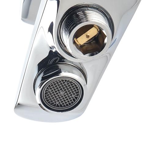 KRINICE смеситель для ванны, хром, 35мм 10110 IMPRESE
