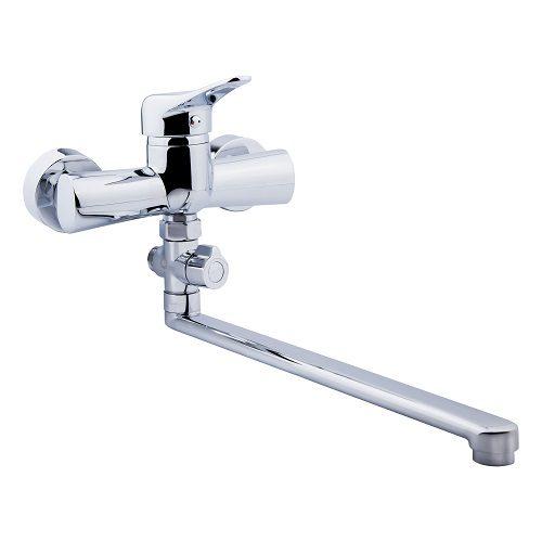 Смеситель для ванны Qtap (Чехия) Integra CRM-005