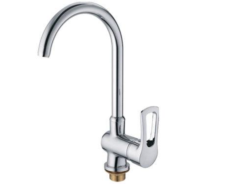 Кухонный смеситель Haiba Hansberg 017 (Brass Nut) HB0209