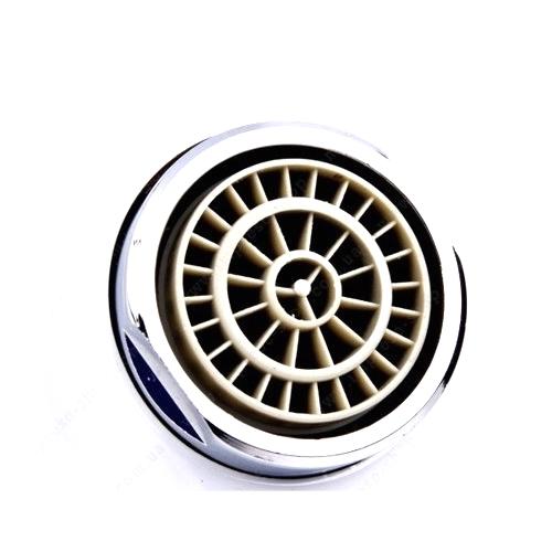 LASKA cмеситель для ванны, белый, 35 мм 10040W IMPRESE
