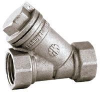 Фильтр грубой очистки 1/2″ никель Proffi AS Gruppe (усиленный)