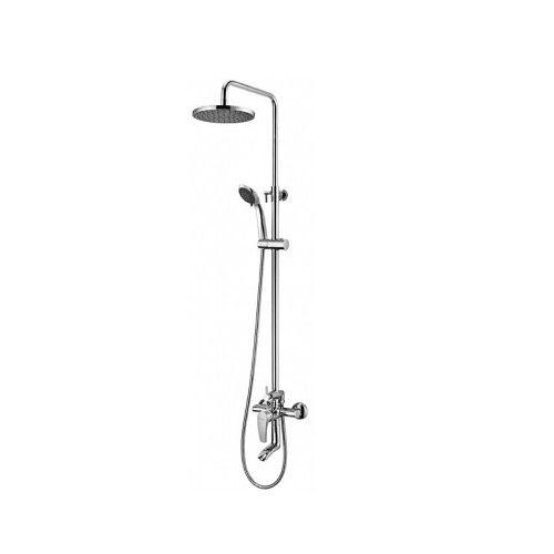 JESENIK система душевая (смеситель для ванны, верхний и ручной душ 3 режима, шланг 1,5м) T-10140 IMPRESE