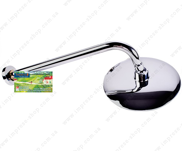 JESENIK душ верхний (200 мм) + держатель VR-10140(S) IMPRESE