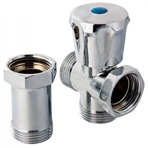 Вентиль для подкл с/т приборов 3/4″х3/4″х3/4″ Valtec