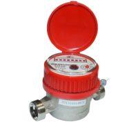 Счетчик горячей воды GrosWasser 1/2″ 1,5 куб 110mm без штуцера
