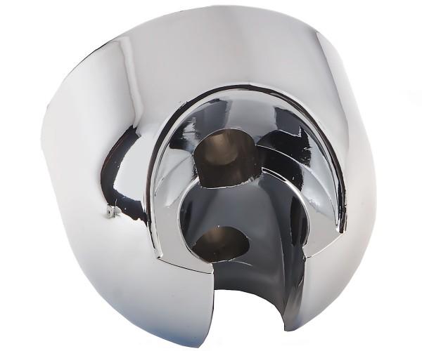 Душевой набор IMPRESE — ручной душ 1 режим (хром-бел), шланг, держатель, карт. упак S1101001