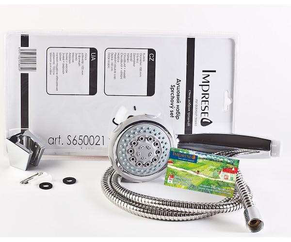 Душевой набор, IMPRESE S650021