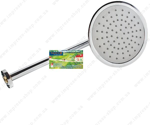 JESENIK смеситель скрытого монтажа с верхним душем, IMPRESE VR-10140 VR-10140