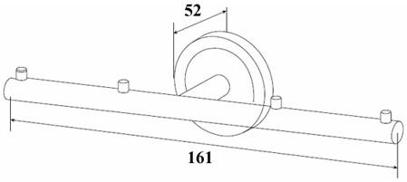 Набор крючков для полотенец AM.PM SERENITY A4035900