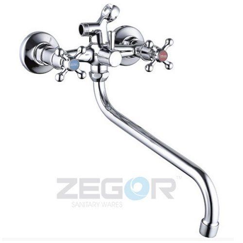 Смеситель для ванны ZEGOR (TROYA) DMX7-А605 (T61-DMX-A605)