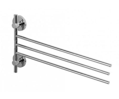 Тройная вешалка-вертушка для полотенец AM.PM Bliss L A5532700