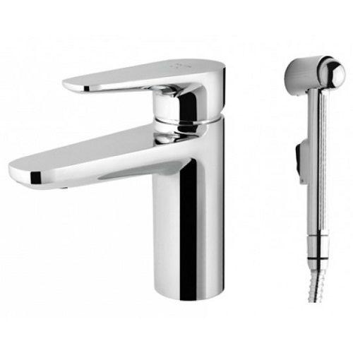Смеситель для умывальника с гигиеническим душем AM.PM INSPIRE F5004000