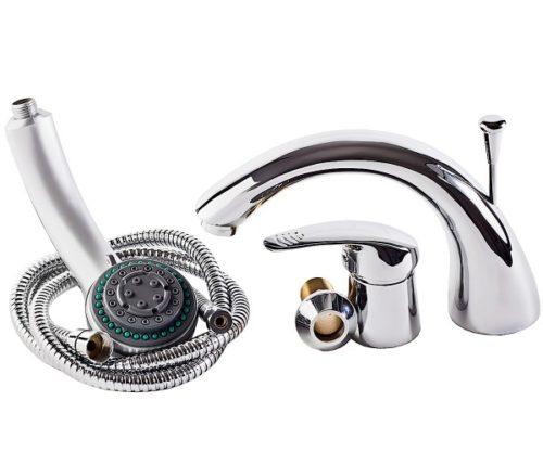 Смеситель для ванны FORMIX ВЕСТА FM8550495C