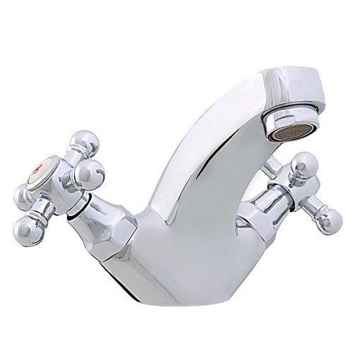 Смеситель для умывальника RUBINETA CROSS C20006