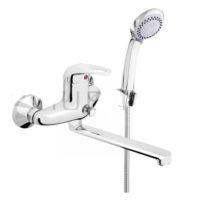 Смеситель для ванной RUBINETA PRINCE P11CK01