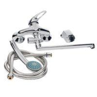 Смеситель для ванной RUBINETA PRINCE P2CK03