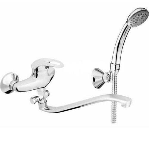 Смеситель для ванны RUBINETA PRINCE P2GK03
