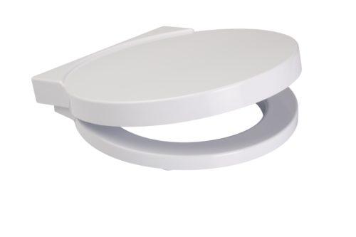 Сиденье для унитаза NANO дюропласт., антибактер. (K98-0048)