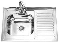 Кухонная мойка FORMIX FM8060DK-L