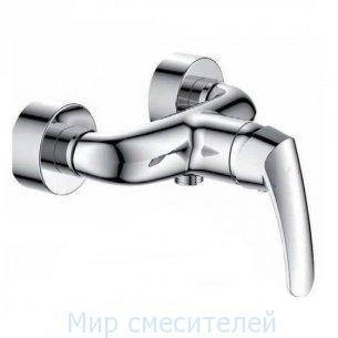 Смеситель MIXXEN «ГРАЦИЯ» НИКЕЛЬ душ с акс MXН1002NK