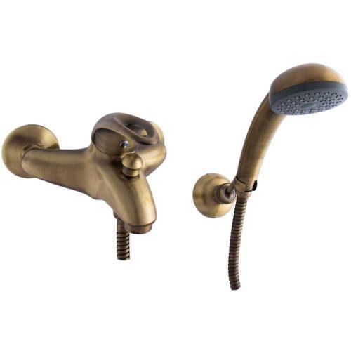 Смеситель для ванны EMMEVI ANUBIS бронза BR7001RB