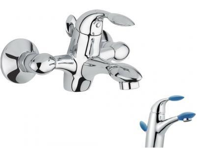 Смеситель для ванны EMMEVI Trilly CBL51001(синий)