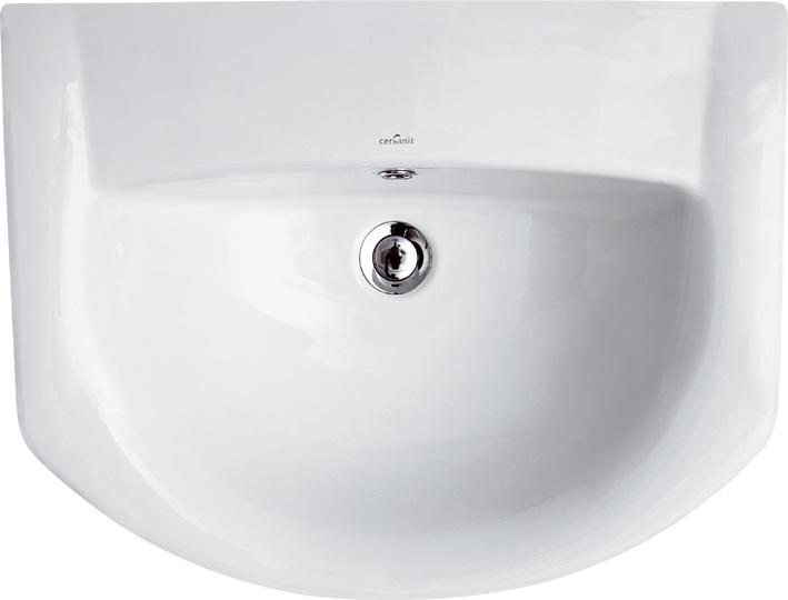 Умывальник мебельный Cersanit Libra 60 с отверстием (K04-008)