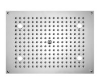 Лейка душевая Bossini DREAM Rectangular Light H37374