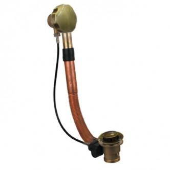 Сифон для ванны Emmevi бронза CO1311L BR