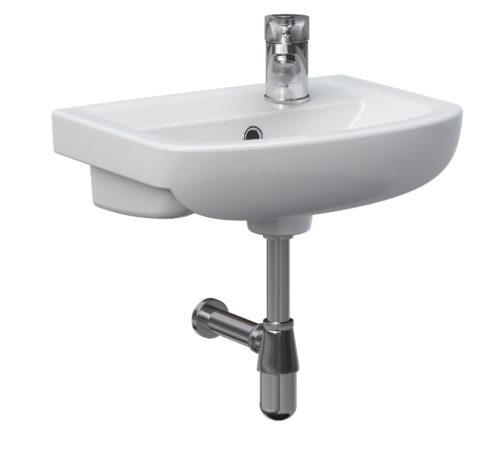 Умывальник мебельный Cersanit Arteco 40 правый (U-UM-ART40-1-P)
