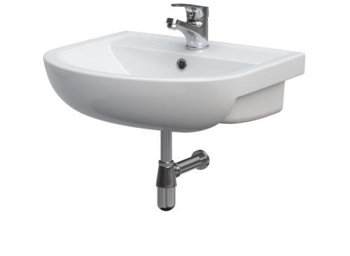 Умывальник мебельный Cersanit Arteco 60 (U-UM-ART60-1)