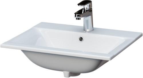 Умывальник мебельный Cersanit Ontario NEW 50 с отверстием (00520)