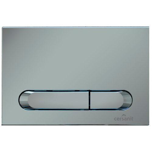 Кнопка для инсталляционных систем Cersanit Hi-tec Blick (00702)