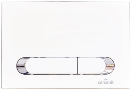 Кнопка для инсталляционных систем Cersanit Hi-tec Tear (00704)
