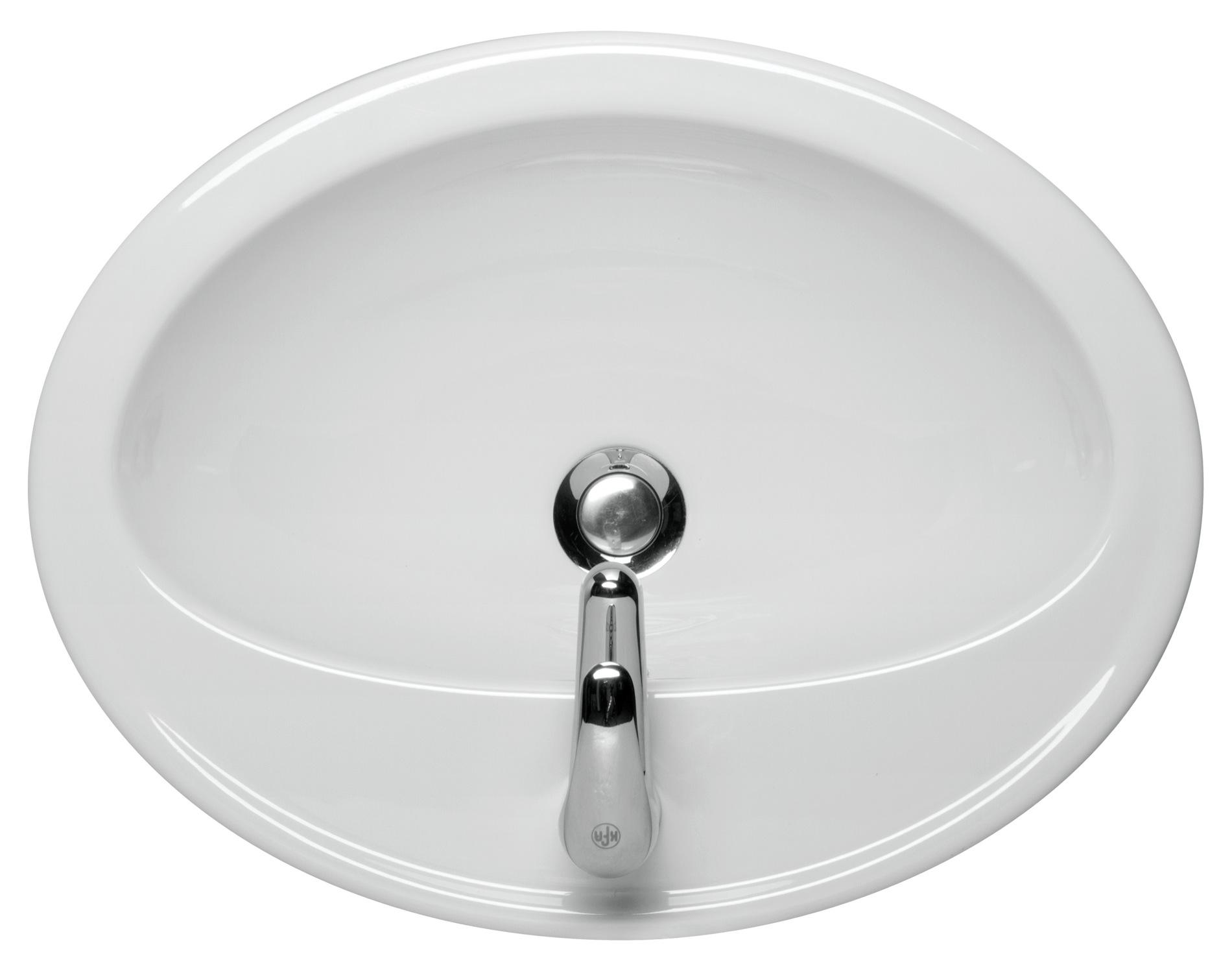 Умывальник мебельный Cersanit Calla без отверстия (K11-0096)