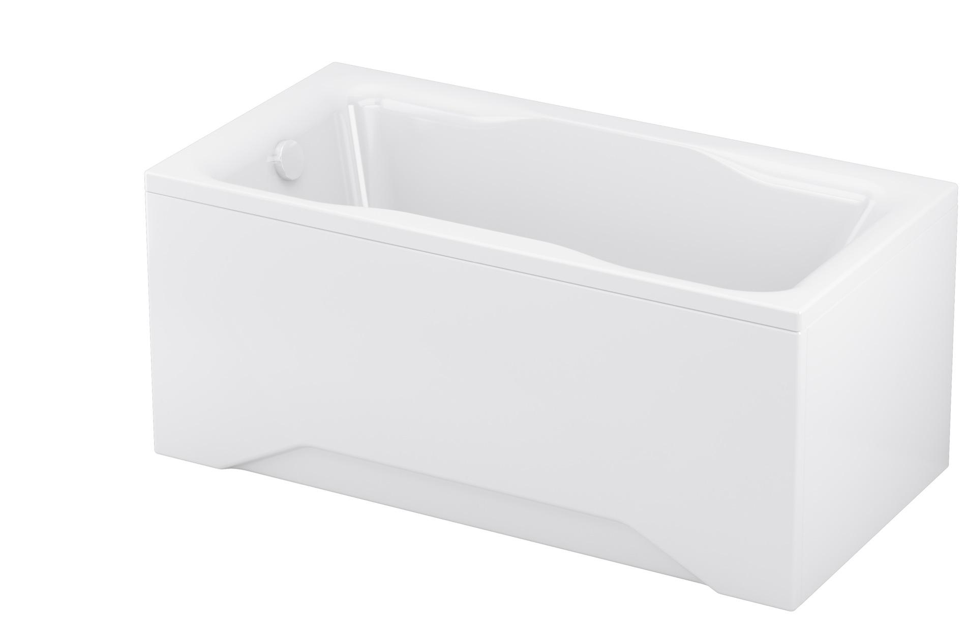 Ванна акриловая Cersanit Pure 140 S301-099