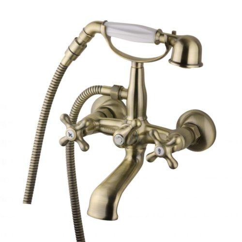 Смеситель для ванны Devit Retro 27011127B