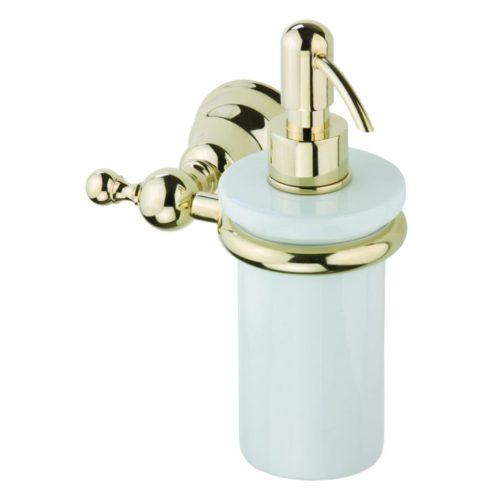 Дозатор жидкого мыла с держателем Devit Charlestone 80241426