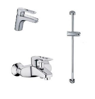 Набор смесителей для ванны Haiba Hansberg Premium
