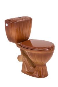 Сиденье для унитаза Colombo Орхидея коричневый S110142157