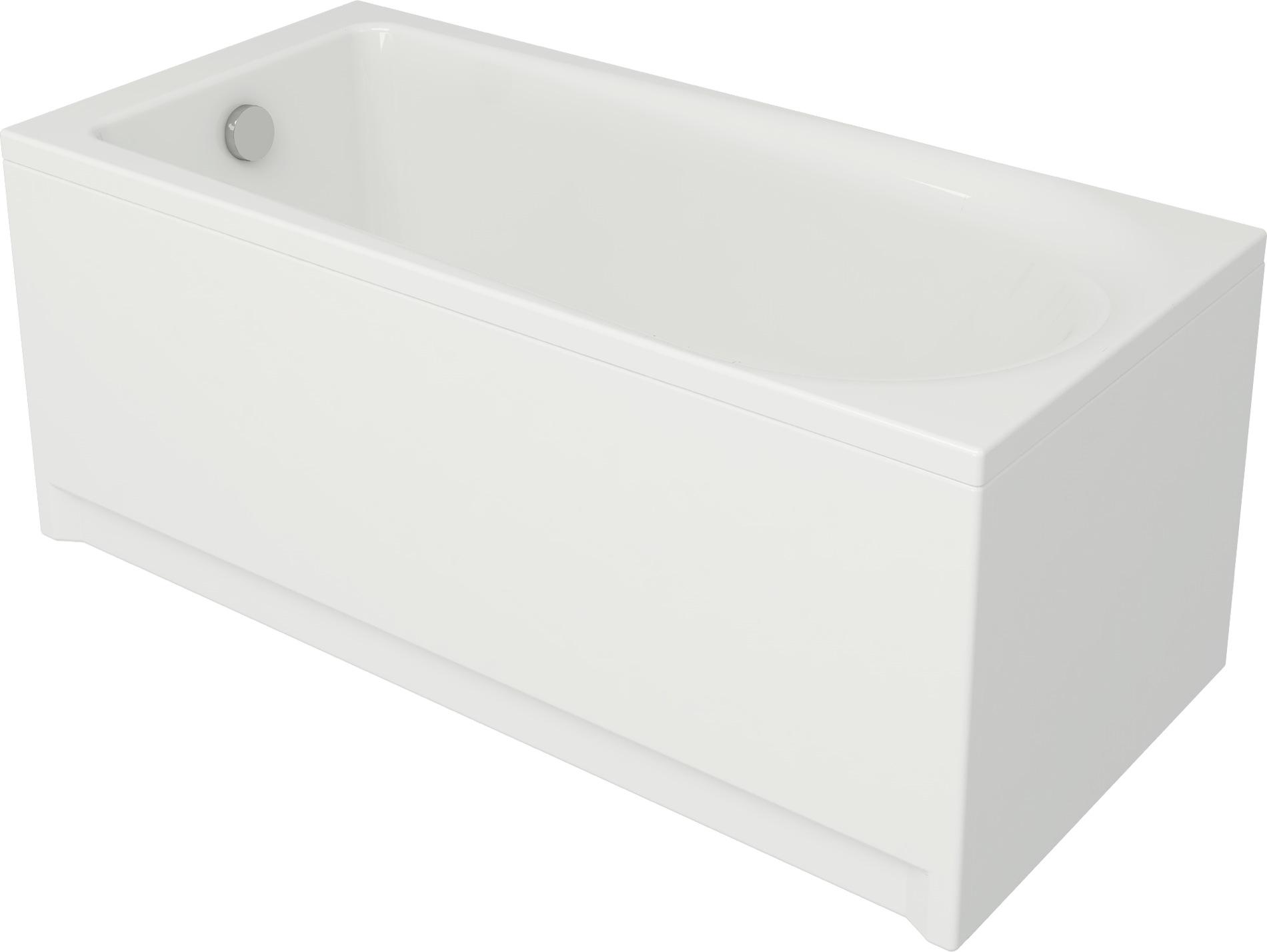 Ванна акриловая Cersanit Flavia 160 S301-106