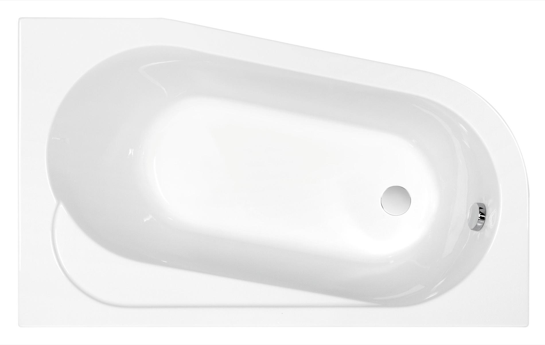 Ванна акриловая Cersanit Ariza правая 150 S301-090