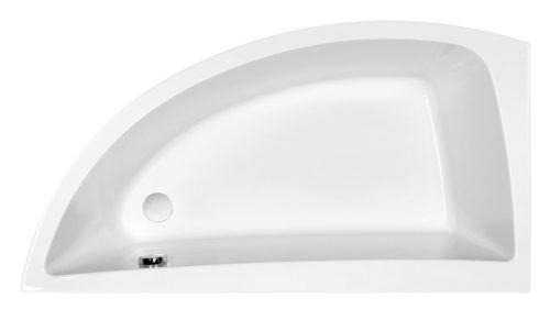 Ванна акриловая Cersanit Nano левая 150 S301-064