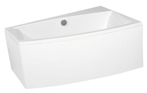 Ванна акриловая Cersanit Virgo правая 140 S301-069